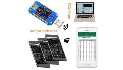 Usb Meter Tester Multimeter Usb Load Um25ctype-c Current Tester Voltage A09
