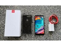 OnePlus 5t 128gb memory 8gb Ram