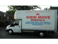 Good Move Removals From £7
