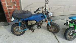 Suzuki MT 50 Trailhoppers Windsor Region Ontario image 2