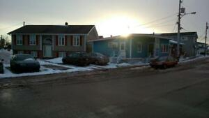 4 One bedroom apartment building/commercial building for sale