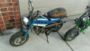 Suzuki MT 50 Trailhoppers Windsor Region Ontario image 1