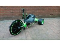 Green machine bike go kart