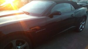 For sale 2013 CHEVROLET CAMARO CONVERTIBLE 2LT RS PACKAGE
