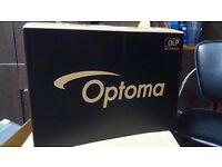 (BRAND NEW BOXED) OPTOMA HD141X Full HD 1080p Home Cinema 3D Projector