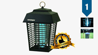 Flowtron Flying Insect Controller 1 2  1  1 1 2 Acre Mosquito Killer Bug Zapper