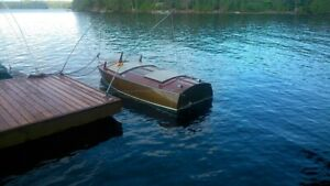 Trade Antique Boat for Motor home