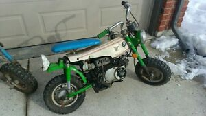 Suzuki MT 50 Trailhoppers Windsor Region Ontario image 4