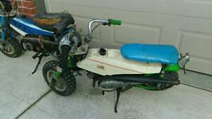 Suzuki MT 50 Trailhoppers Windsor Region Ontario image 3