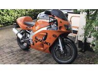 GSXR STRAD 600