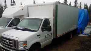2008 Ford E-350 LOW LOW KMS / Or Trade something = value