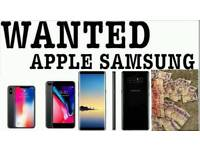 WANTED / MACBOOK PRO AIR IPHONE X IPHONE 8 IPAD SAMSUNG GALAXY NOTE 9 S9 S8 PLUS PS4 PRO XBOX ONE X