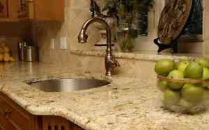 Tune up your Granite for Christmas with a clean and seal Edmonton Edmonton Area image 3