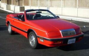 Wanted: Lebaron Convertible Parts Car