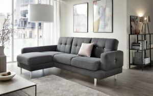 SMALL SECTIONAL TRIO-BED&STORAGE-MADE IN EUROPE-SUMMER CLEARANCE