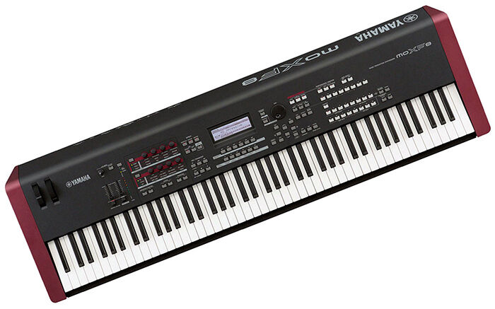 Top 10 musical keyboards ebay for Yamaha moxf8 price