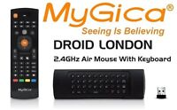 MYGICA® Wireless Air Mouse & Keyboard Remote - *Great 4 TV Box*