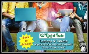 Laptops and Tablets - King of Trade