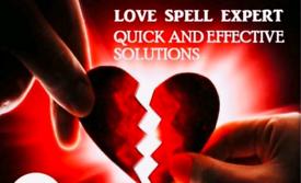 SPIRITUAL HEALER, PSHYCHIC READER, LOST LOVE OR PARTNER BACK, SPELL