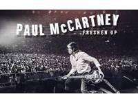 Paul McCartney Sse Hydro 2 tickets 14th Dec
