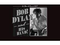 2x Bob Dylan Tickets! £140