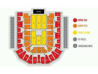 2x Phil Collins tickets, Liverpool, 02/06/17, Block 3.