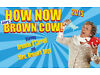 HOW NOW MRS BROWN TOUR TICKETS IN HAND FOR SALE MANCHESTER 10/04/15 *BLOCK 102 ROW C NEXT TO STAGE* Liverpool
