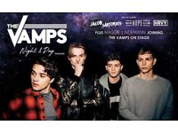 THE VAMPS @ SSE HYDRO collect tickets from Hydro box office!!!