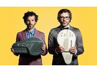 2 x Flight of the Conchords tickets - O2 Arena - Friday 22nd June