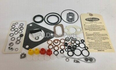 Ford Tractor Injection Pump Repair Seal Kit 3400 3500 3550 4400 4500 5000 5110
