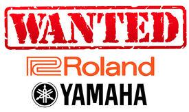 WANTED! Roland/Yamaha Electronic Drum Kits TD3, TD4, TD6, TD8, TD10, TD12, TD15, TD20, TD25, TD30