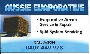 Aussie Evaporative Air Conditioning Repairs and Service Greenwood Joondalup Area Preview