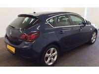 Vauxhall/Opel Astra 2.0CDTi 16v FROM £20 PER WEEK