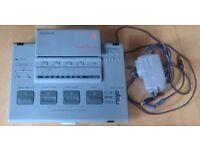 Sony Family Studio Video Editing Controller RM-E33F