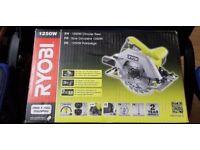 Ryobi RWS1250-G Circular Saw 190mm 240v NEW