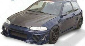 widebody kit civic eg hatchback 92-95
