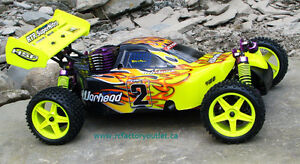 New RC Buggy / Car HSP WARHEAD Nitro 2-speed 4WD 2.4G City of Toronto Toronto (GTA) image 3