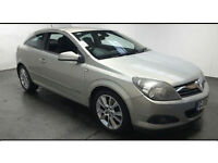 2006(06)VAUXHALL ASTRA COUPE 1.9 CDTI 150BHP MET SILVER,NEW MOT,6 SPEED,CLEAN CAR