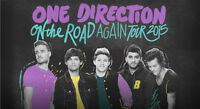 One Direction - On The Road Again Tour -