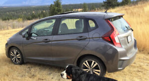 2016 Honda Fit EX Sedan