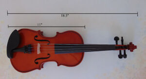 Children Violin, include Bow and Carrying case
