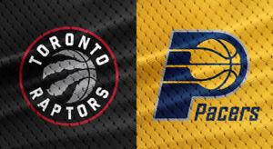 2-4 Indiana Pacers v Toronto Raptors - Jan 6  Upper + Lower Bowl