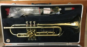 Conn Student Trumpet With Mouthpiece and Hard Case