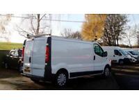 2010 VAUXHALL VIVARO 2.0 CDTI 2900 LWB Van 64,000 MILES NO VAT
