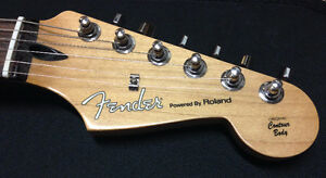 Fender Stratocaster GC-1-3TS Powered by Roland + GR-55 + GK-3