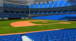 ALCS - Home Game 3, Oct 19 Blue Jays/Indians $300