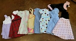 Size 12 Month Girls Dresses - 8 Items