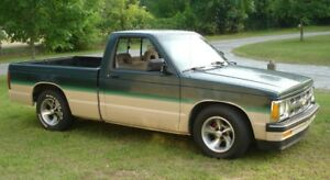 1982-93 Chevrolet S-10 Pickup Truck Cab