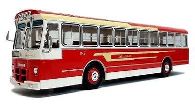 Pegaso Monotral 6035 ALSINA GRAELLS 1974 1:43 Ixo altaya Autobús bus Diecast