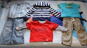 CLOTHES 3T-4T EVERYTHING IN THE PIC FOR $5